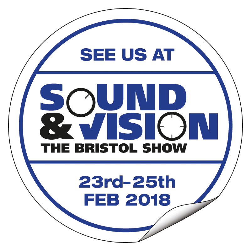 Se us at sound and Vision